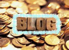 как заработать на создании блога